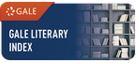 Gale literary index database logo