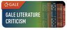 Gale literature critcism database logo