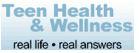 Teen health and wellness database logo