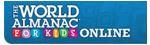 World Almanac database logo