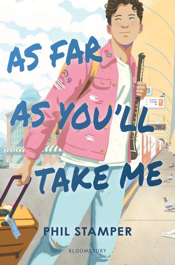 """Обложка книги Фила Стэмпера """"Как далеко ты меня возьмешь"""""""