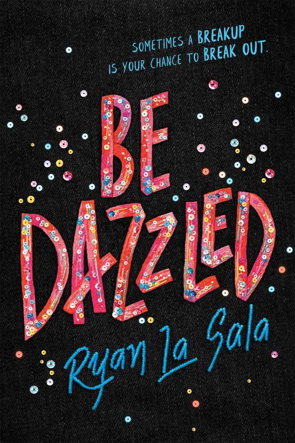 Обложка книги Райана Ла Сала Be Dazzled