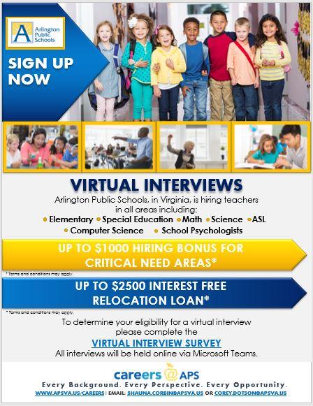 معرض الوظائف الافتراضية ، نشرة إعلانية 2