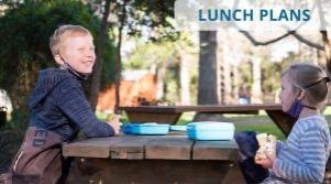 Оюутан өдрийн хоол идэж буй зураг