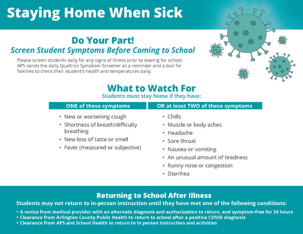 flyer about symptoms - click for PDF