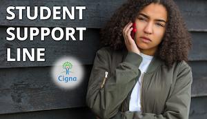 cigna -аас оюутнуудыг дэмжих шугам