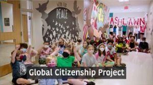 Дэлхийн иргэний харьяаллын төслийн хүүхдүүдийн дэлгэцийн агшин