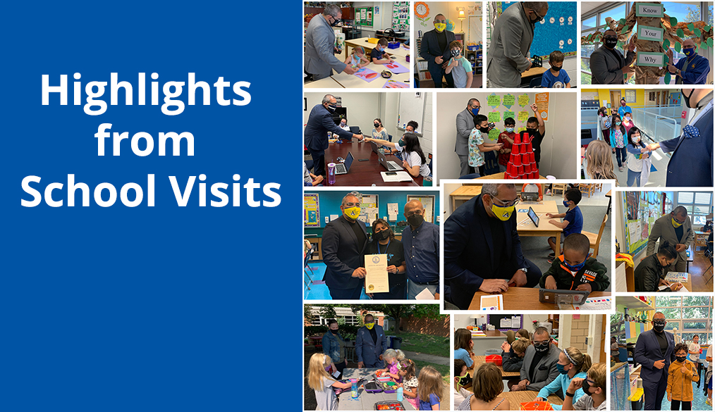 See Highlights from the First Month